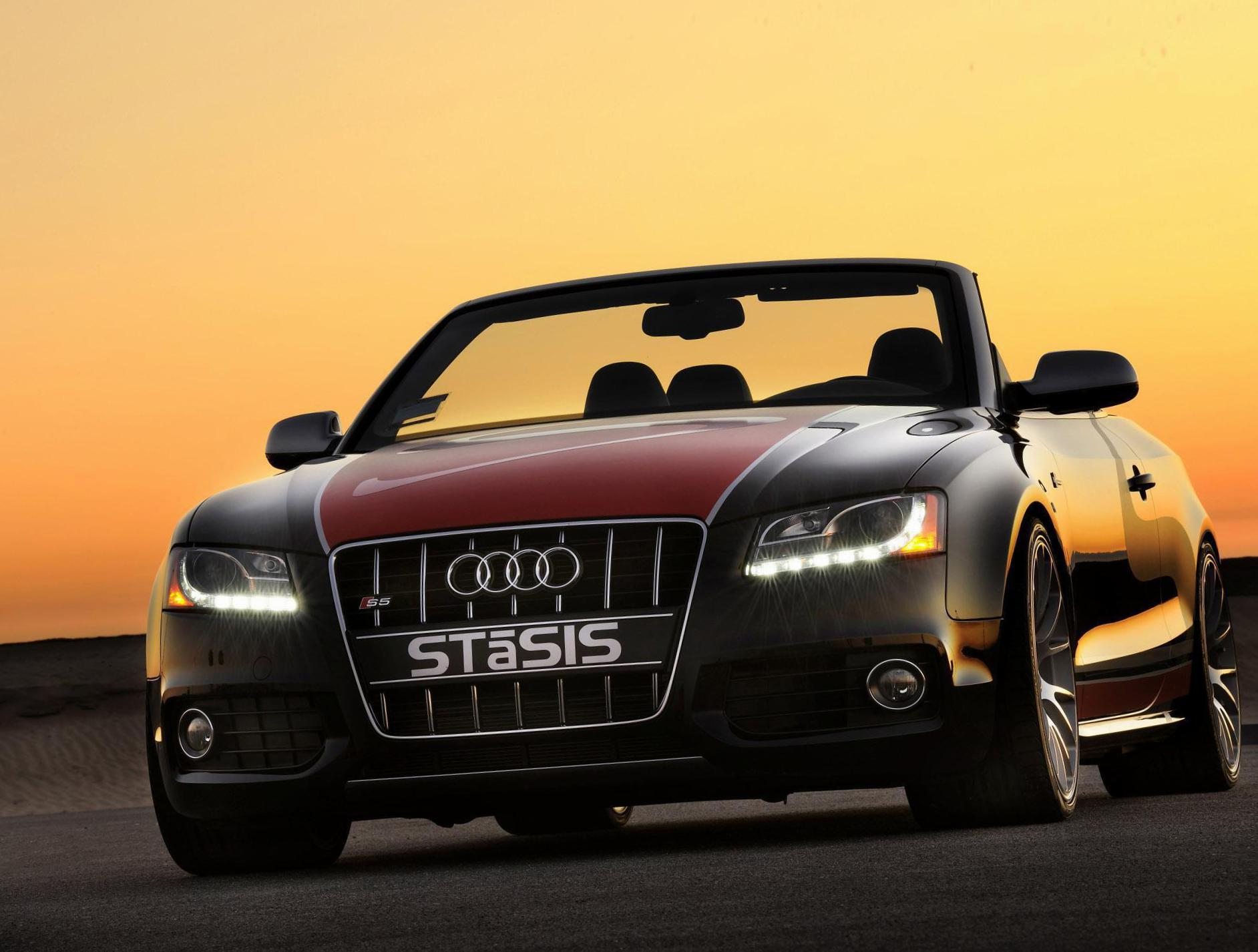 Audi S5 Cabriolet how mach 2012