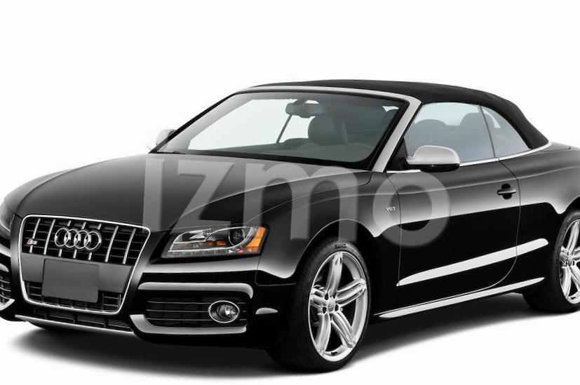Audi S5 Cabriolet Specifications 2012
