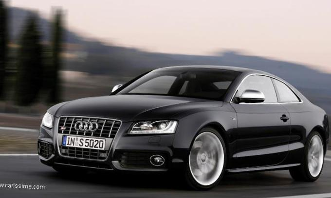 Audi S5 Coupe review 2009