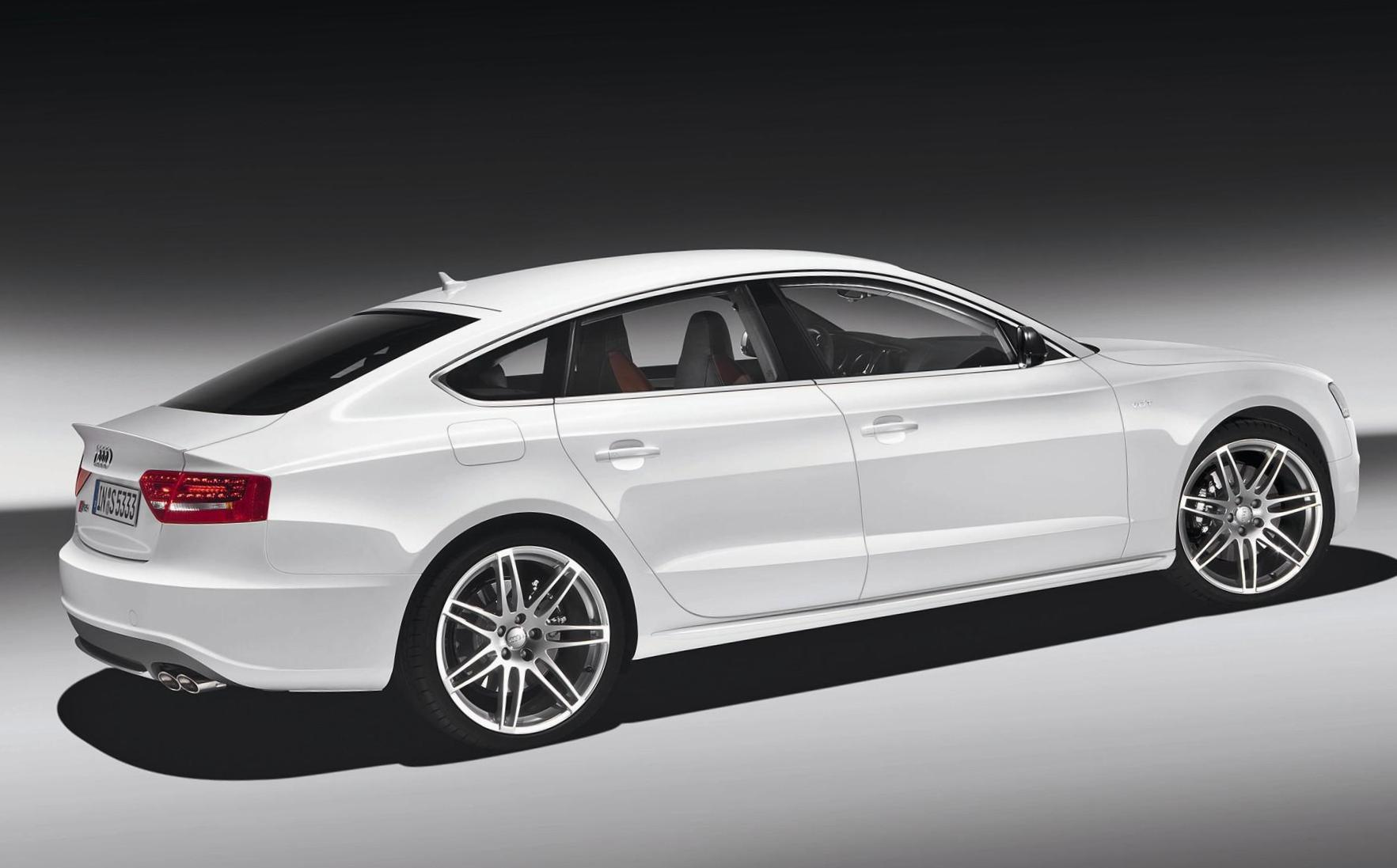 S5 Sportback Audi Specifications 2014