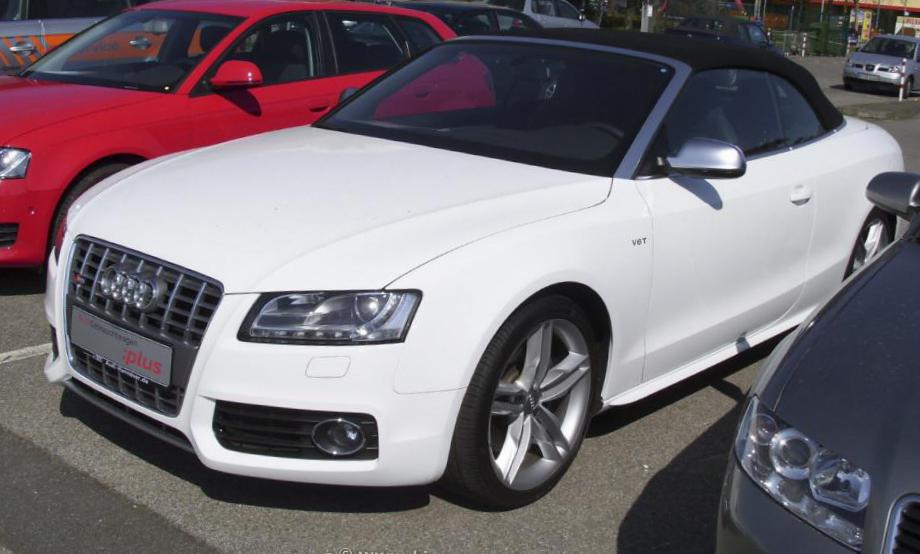 Audi S5 Cabriolet price wagon