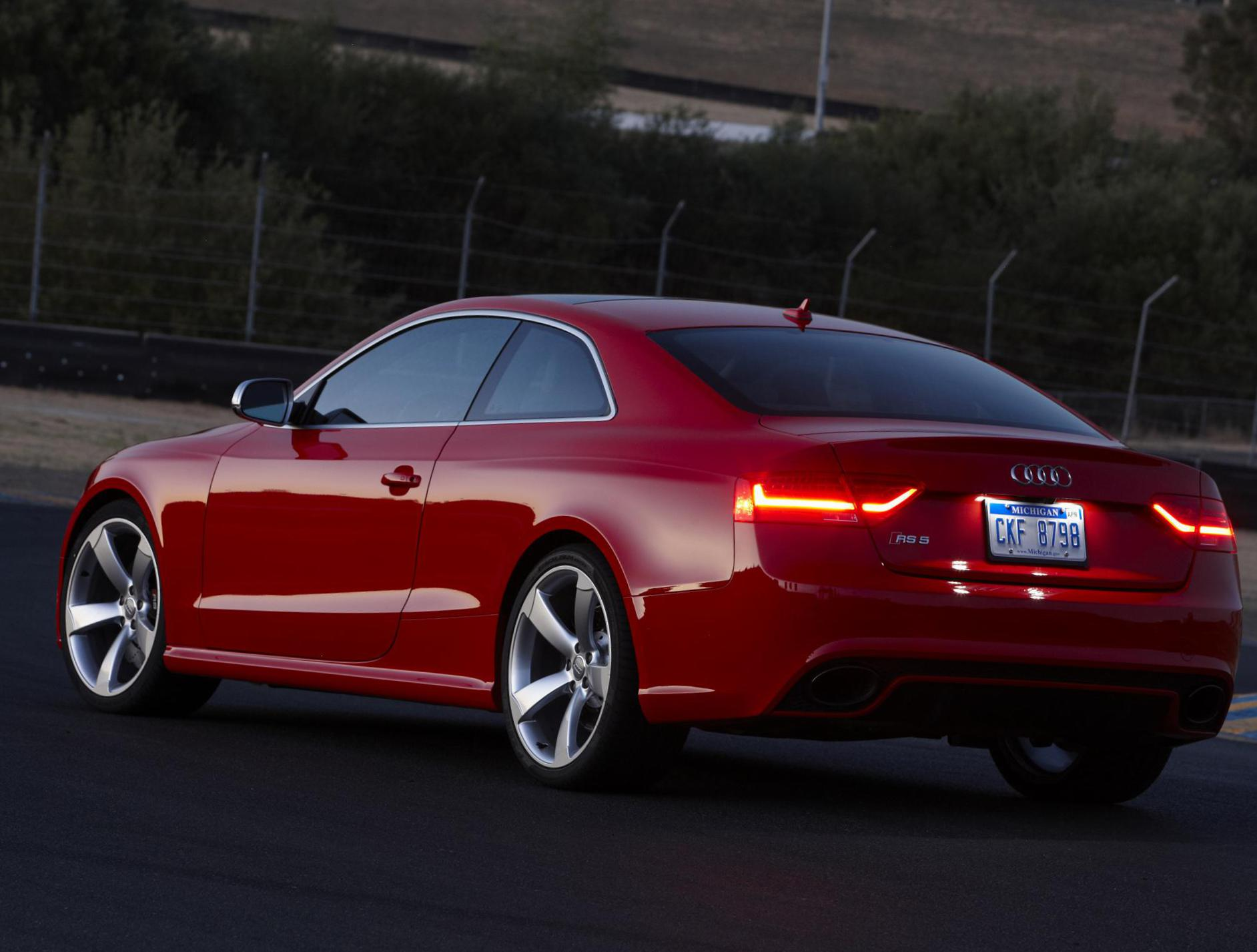 Audi RS5 Coupe for sale 2009