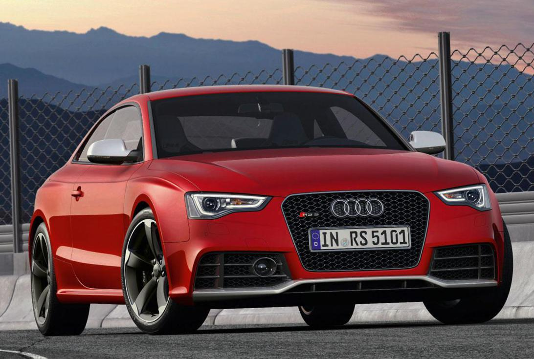 Audi RS5 Coupe review hatchback