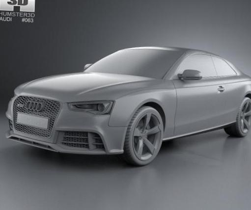RS5 Coupe Audi cost 2009