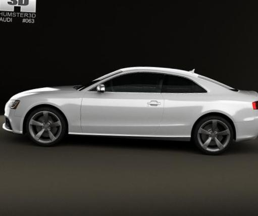 RS5 Coupe Audi lease 2009