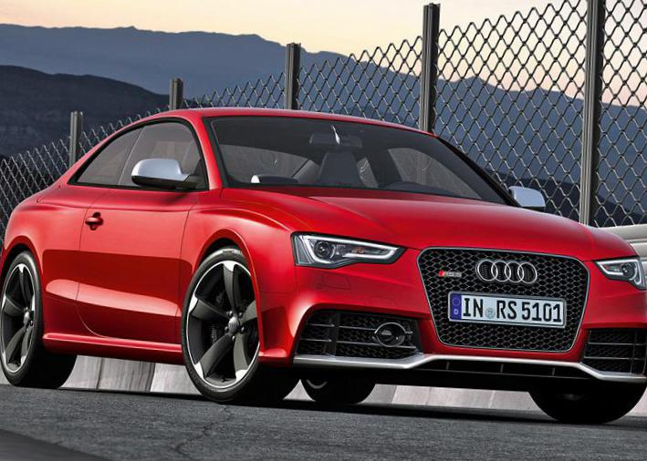 RS5 Coupe Audi review 2013