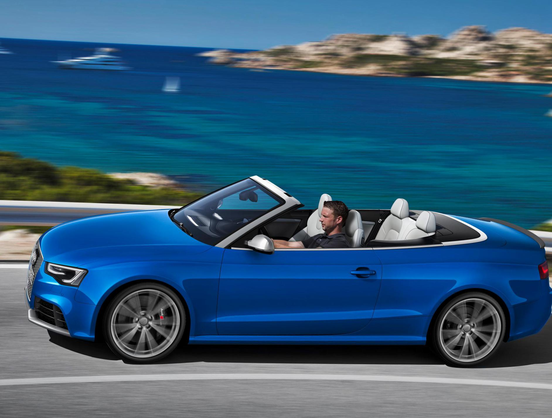 Audi RS5 Cabriolet lease cabriolet