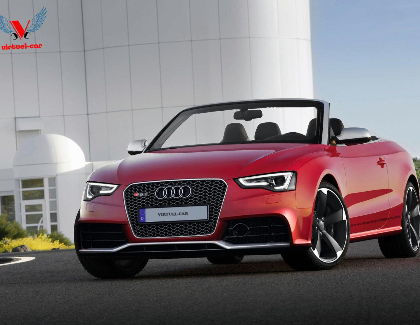 RS5 Cabriolet Audi approved suv