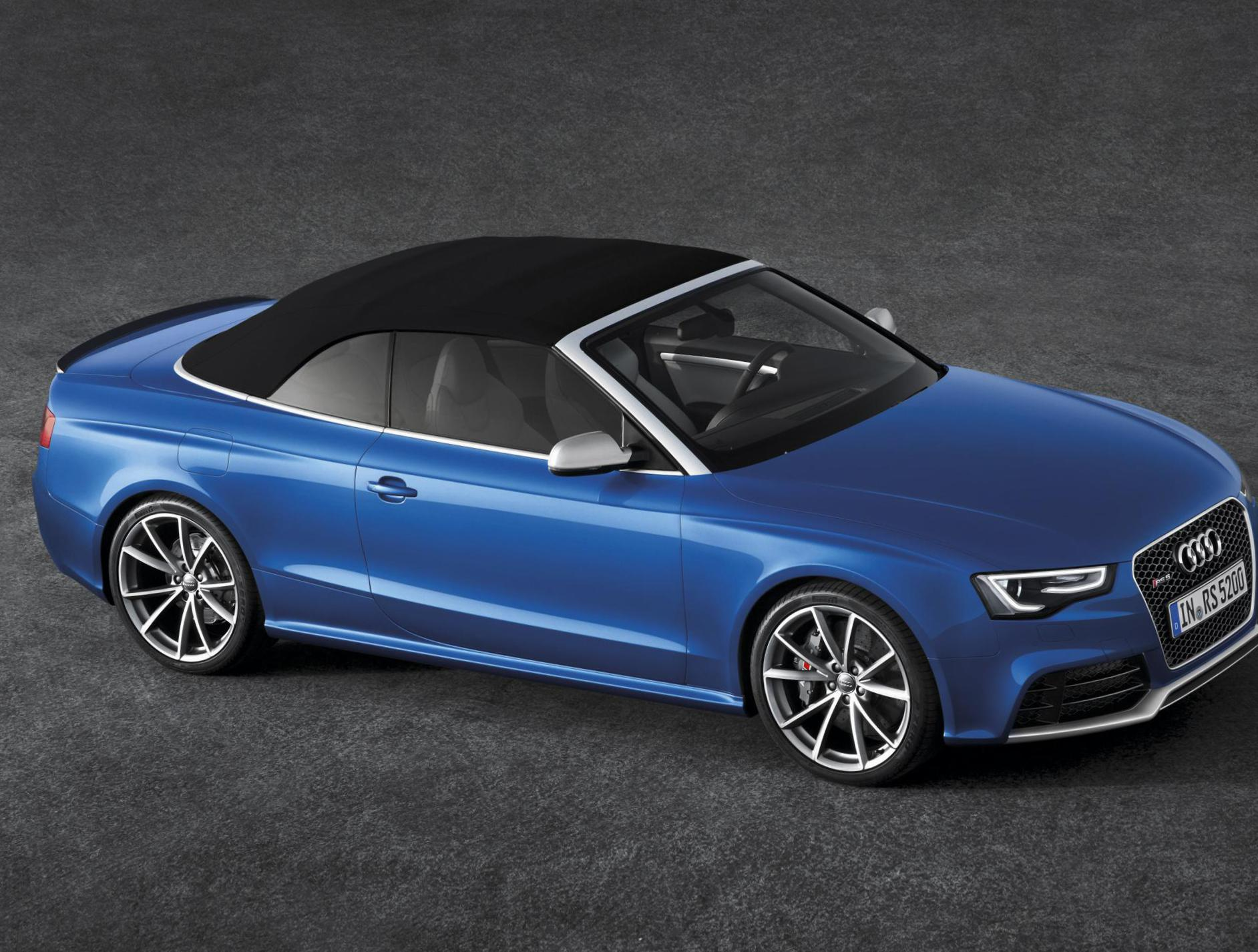 RS5 Cabriolet Audi how mach coupe