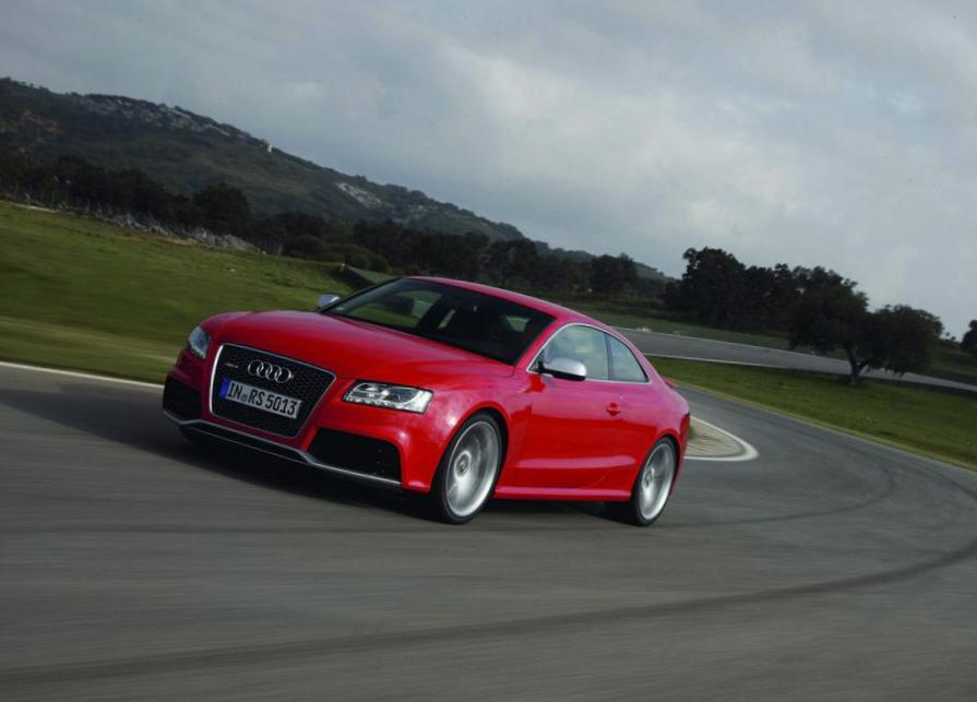 Audi RS5 Coupe review 2010