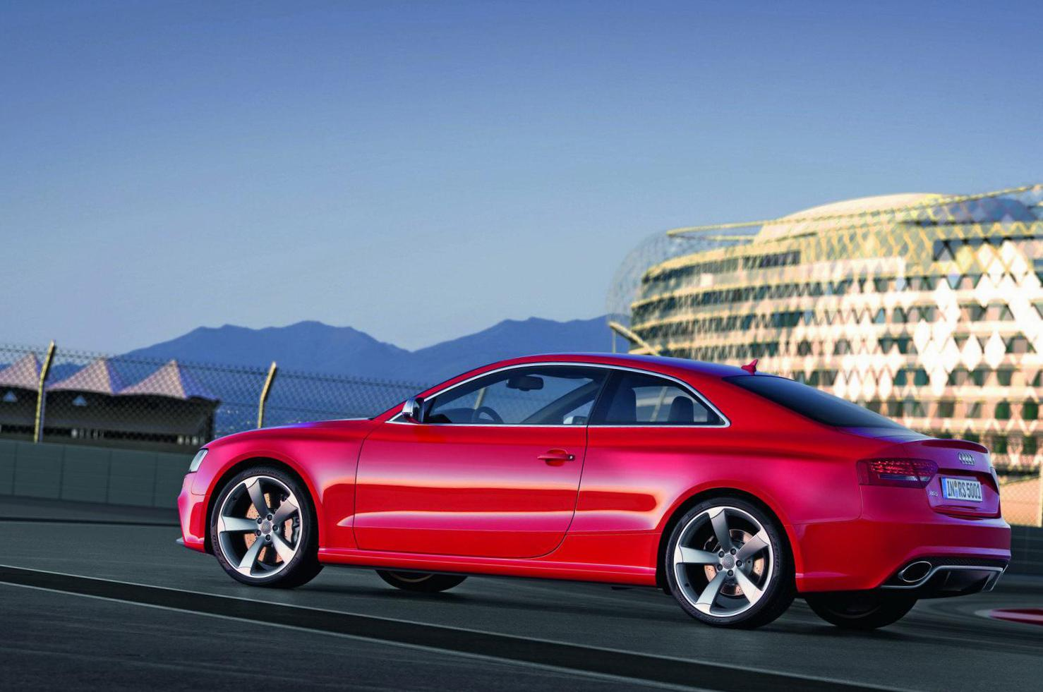 RS5 Coupe Audi price 2009