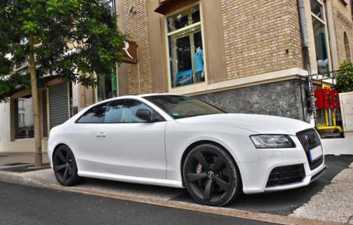 RS5 Coupe Audi specs hatchback