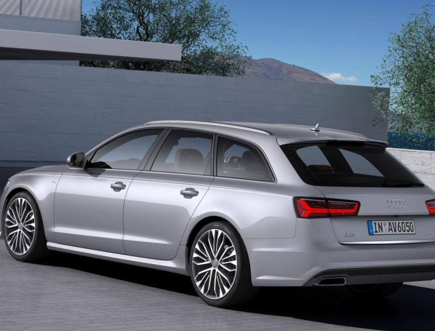 Audi A6 Avant Photos And Specs Photo A6 Avant Audi Sale And 22