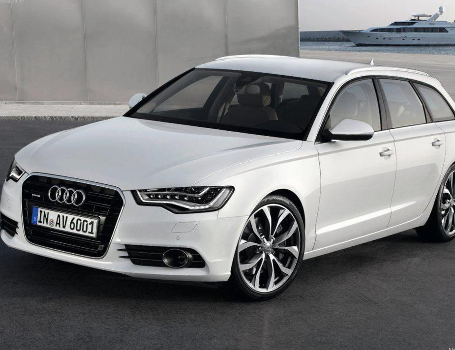 Audi A6 Avant approved 2006