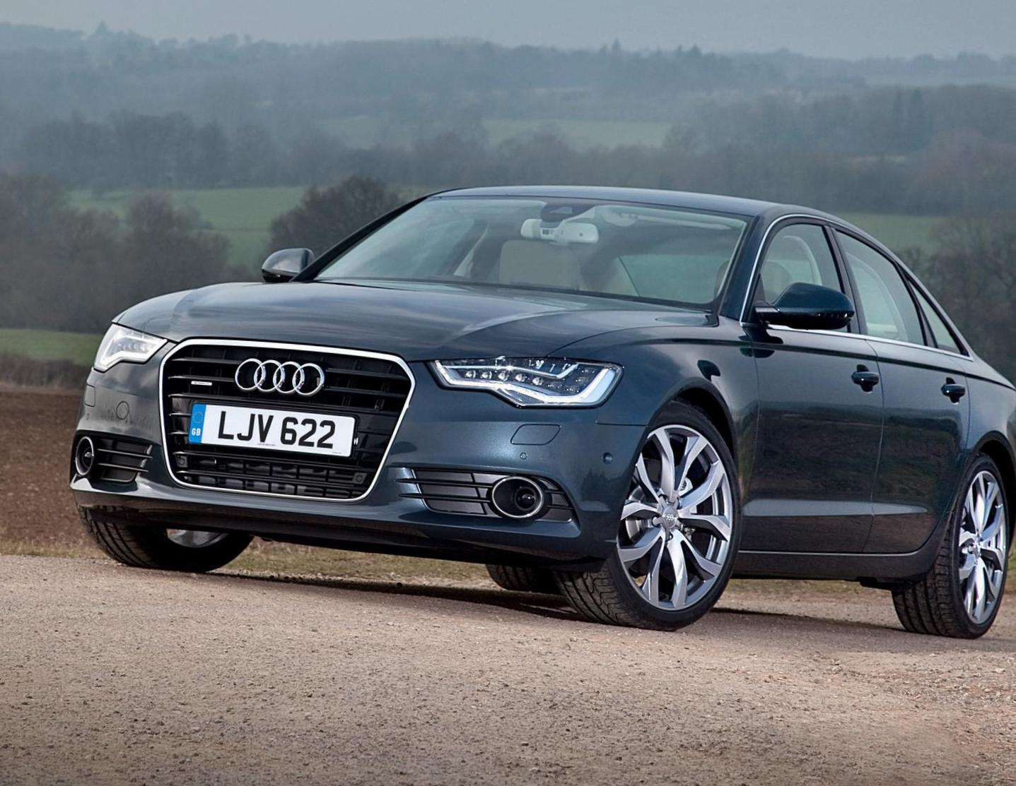 Audi A6 used wagon