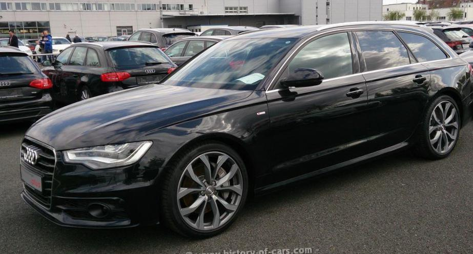 Audi A6 Avant approved hatchback