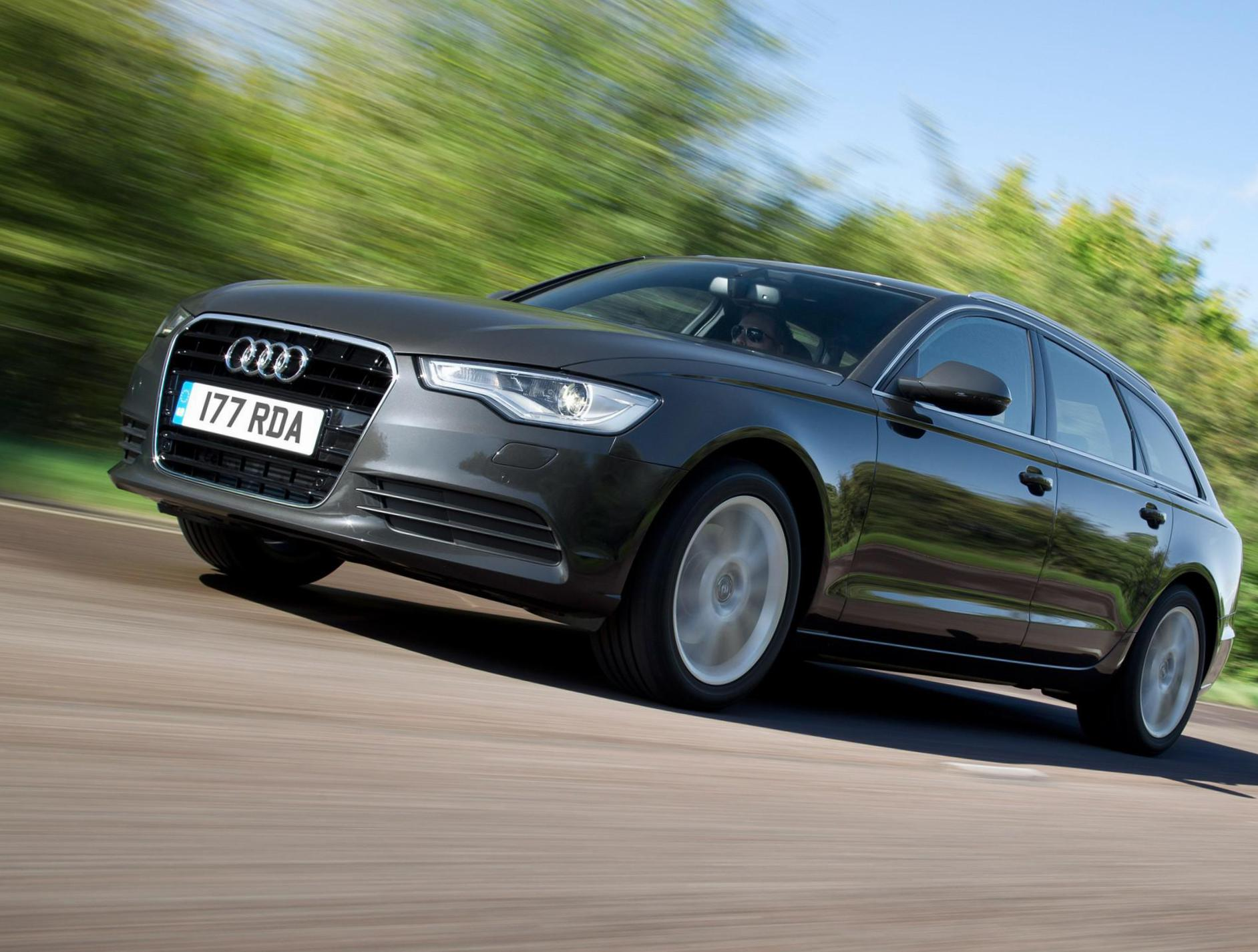 Audi A6 Avant price coupe