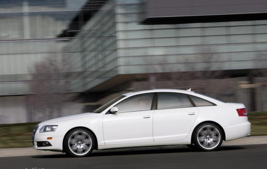 A6 Audi review hatchback