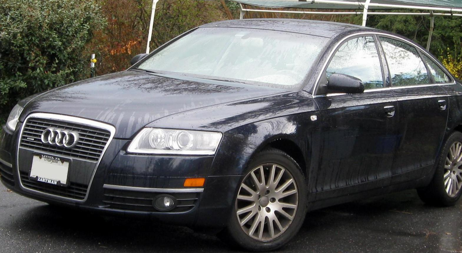 Audi A6 approved 2006