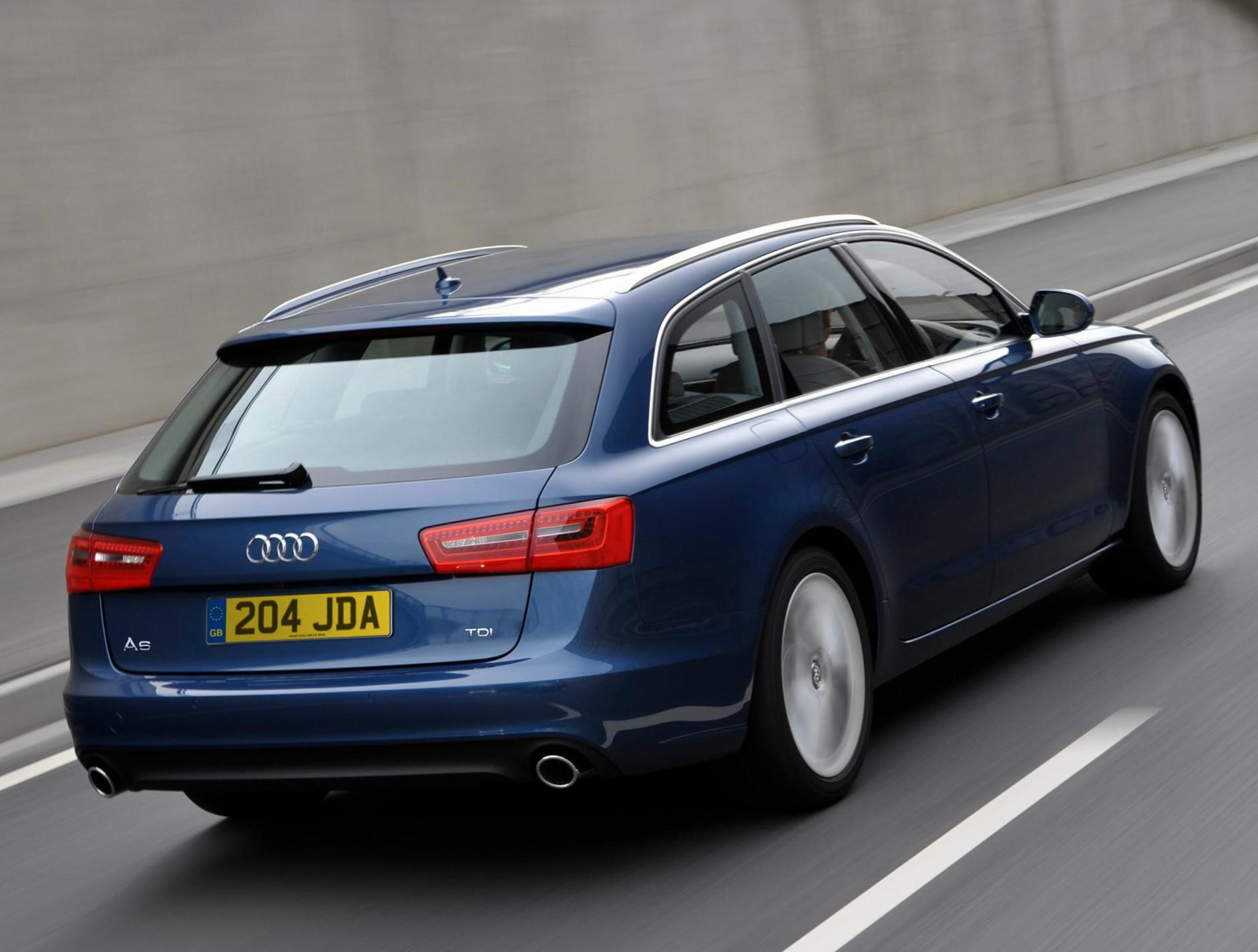 A6 Avant Audi reviews liftback