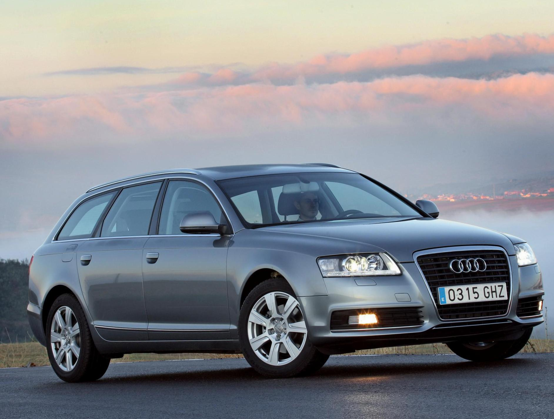 Audi A6 Avant Specifications 2009