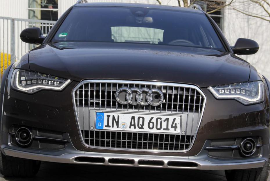 A6 allroad quattro Audi model 2013