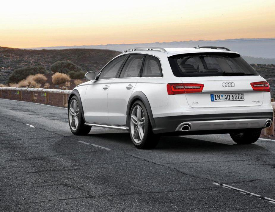 Audi A6 allroad quattro review hatchback