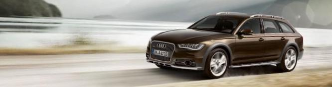 Audi A6 allroad quattro approved hatchback