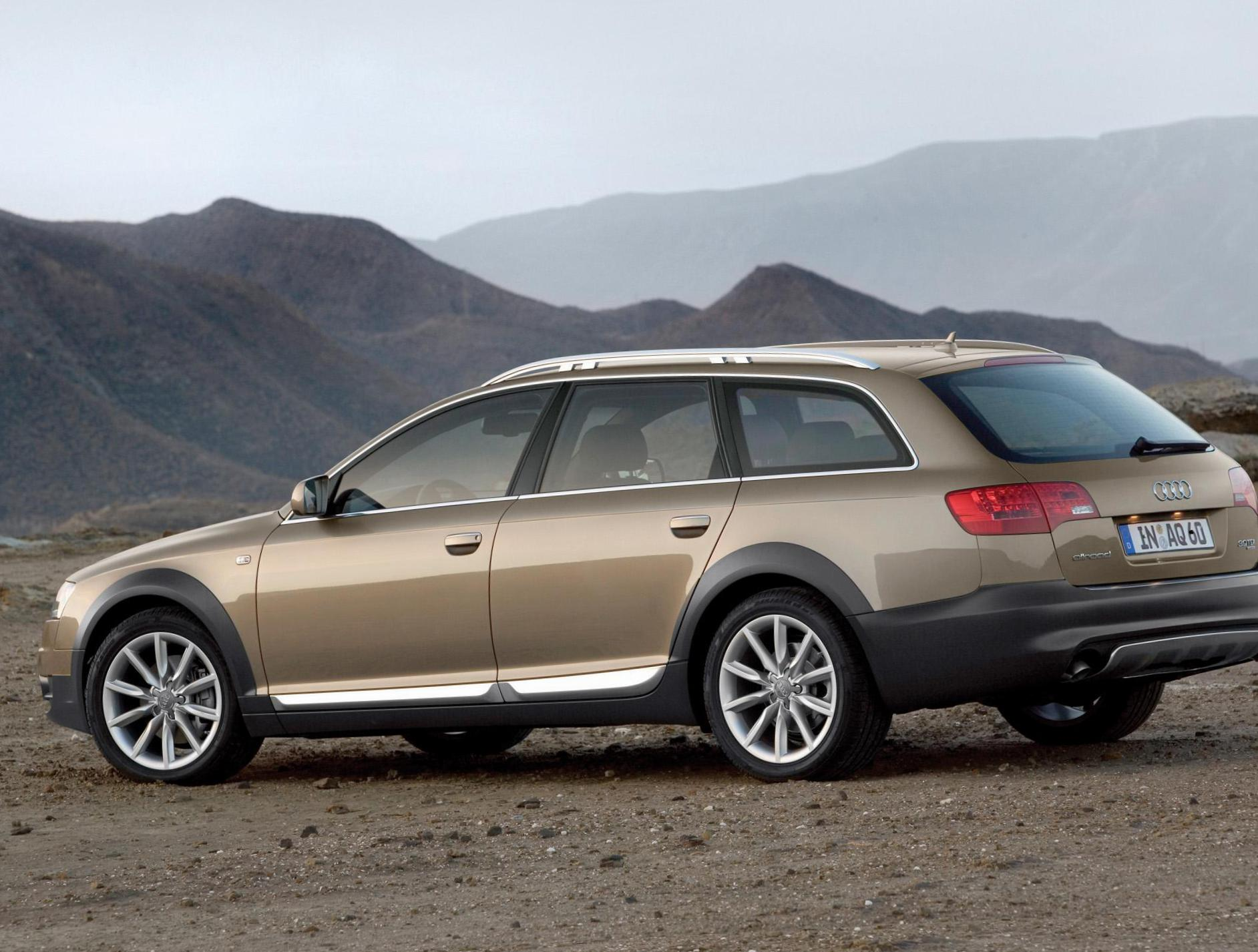 A6 allroad quattro Audi approved 2009