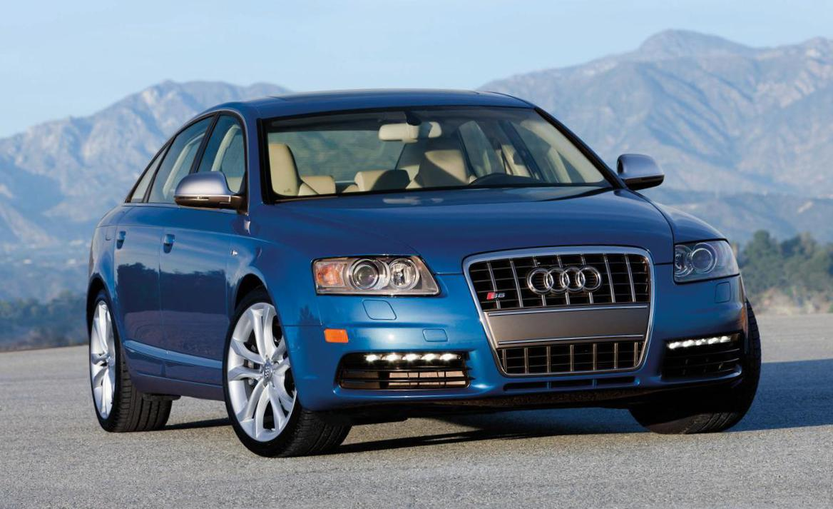 Audi S6 approved 2011