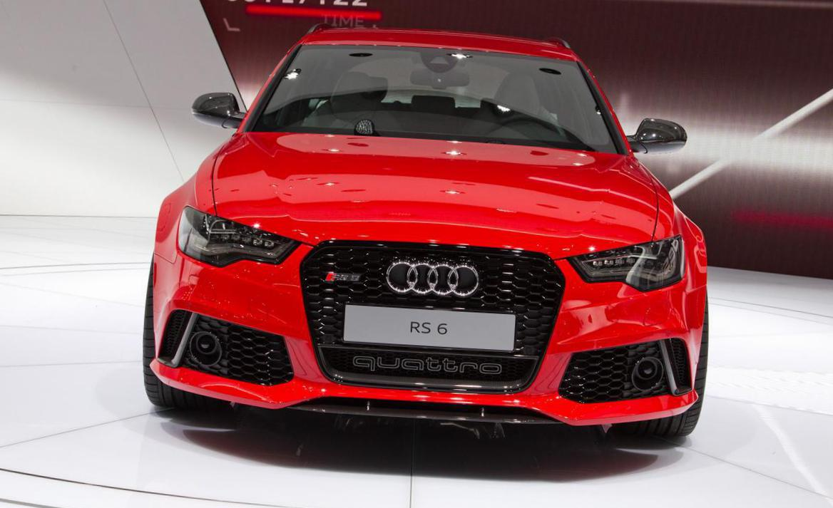 Audi RS6 Avant approved hatchback