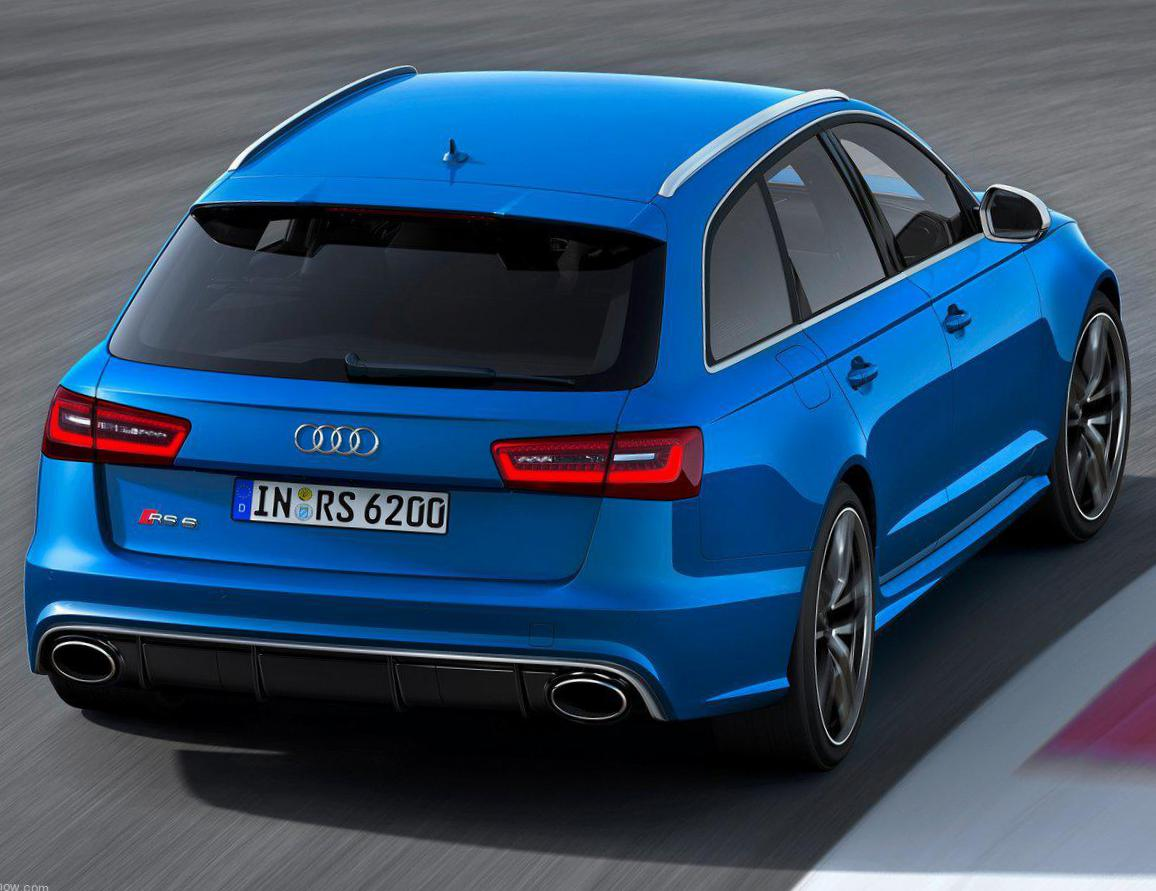 Audi RS Avant Photos And Specs Photo Audi RS Avant Price And - Audi rs6 price