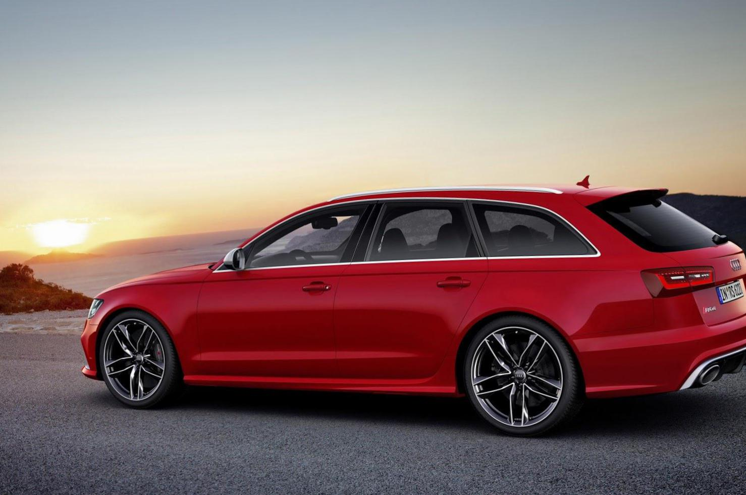 Audi RS6 Avant sale liftback
