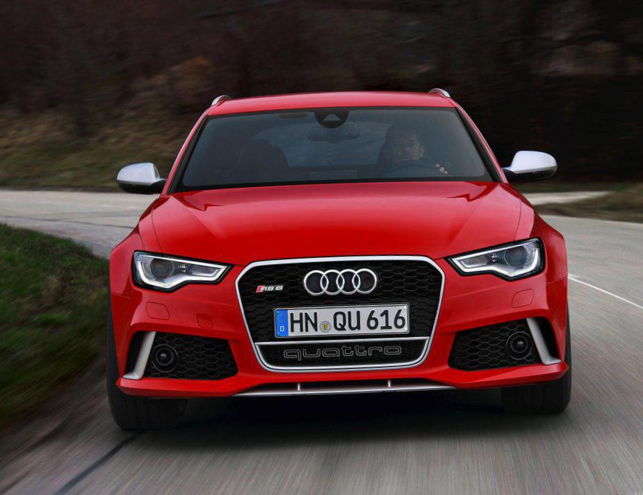 RS6 Avant Audi Specification coupe