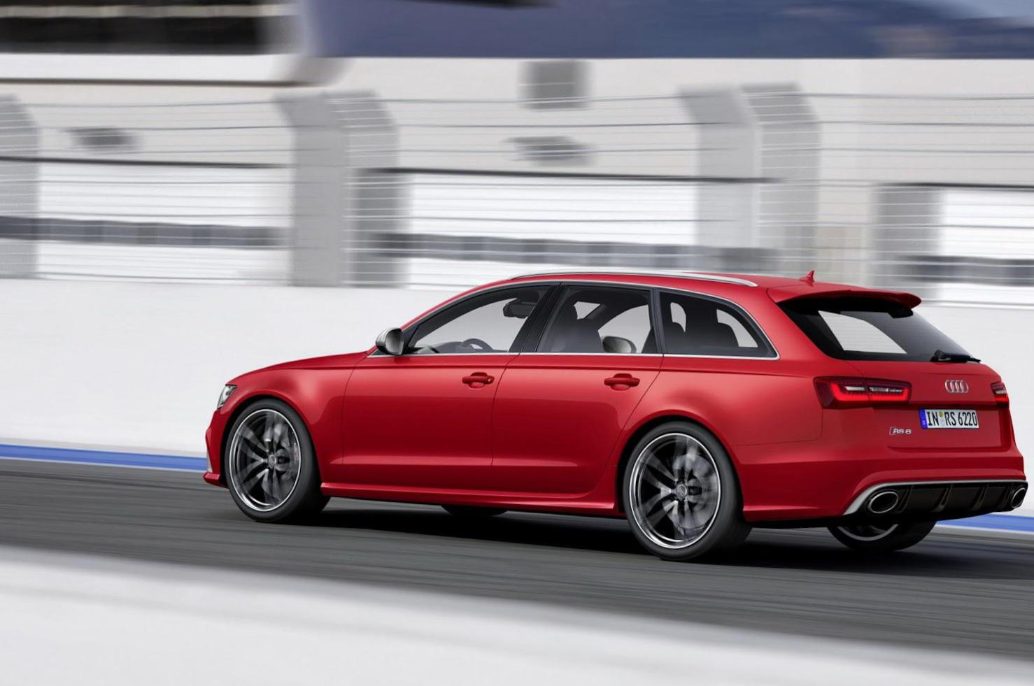 Audi RS6 Avant Photos and Specs. Photo: Audi RS6 Avant used and 26 ...