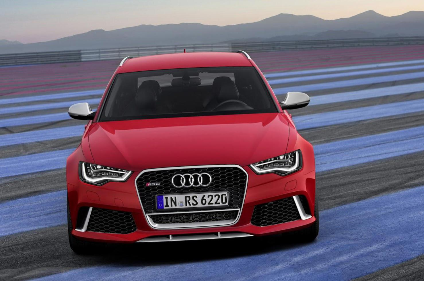 RS6 Avant Audi configuration hatchback