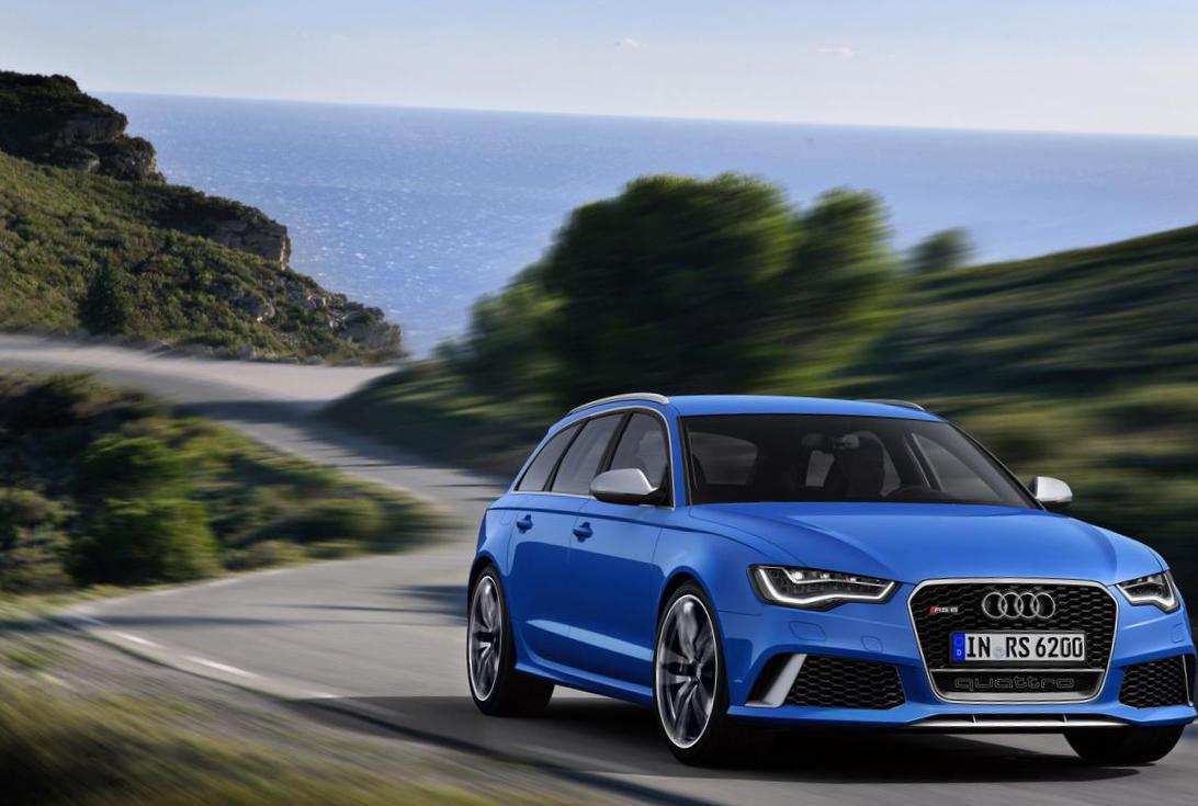 RS6 Avant Audi how mach cabriolet