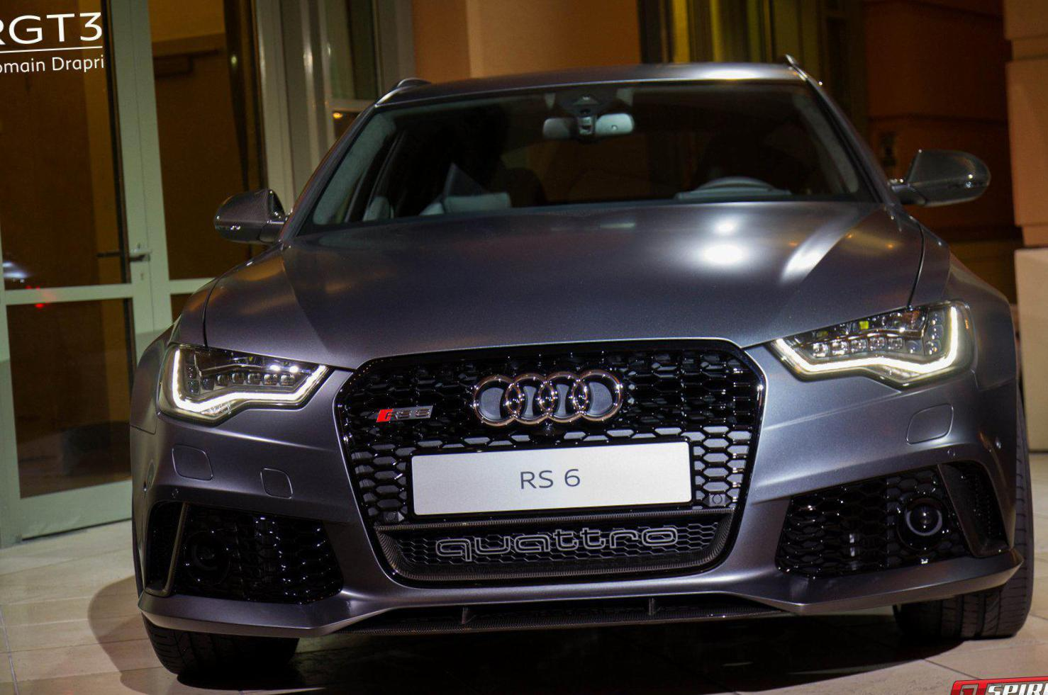 RS6 Avant Audi Specifications hatchback