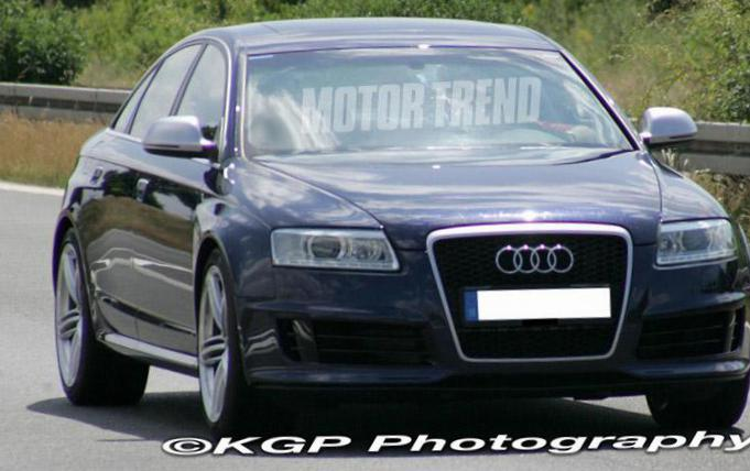 RS6 Avant Audi Specifications 2014