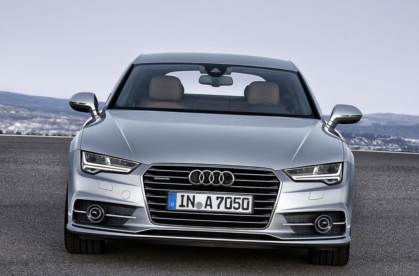 A7 Sportback Audi tuning 2012