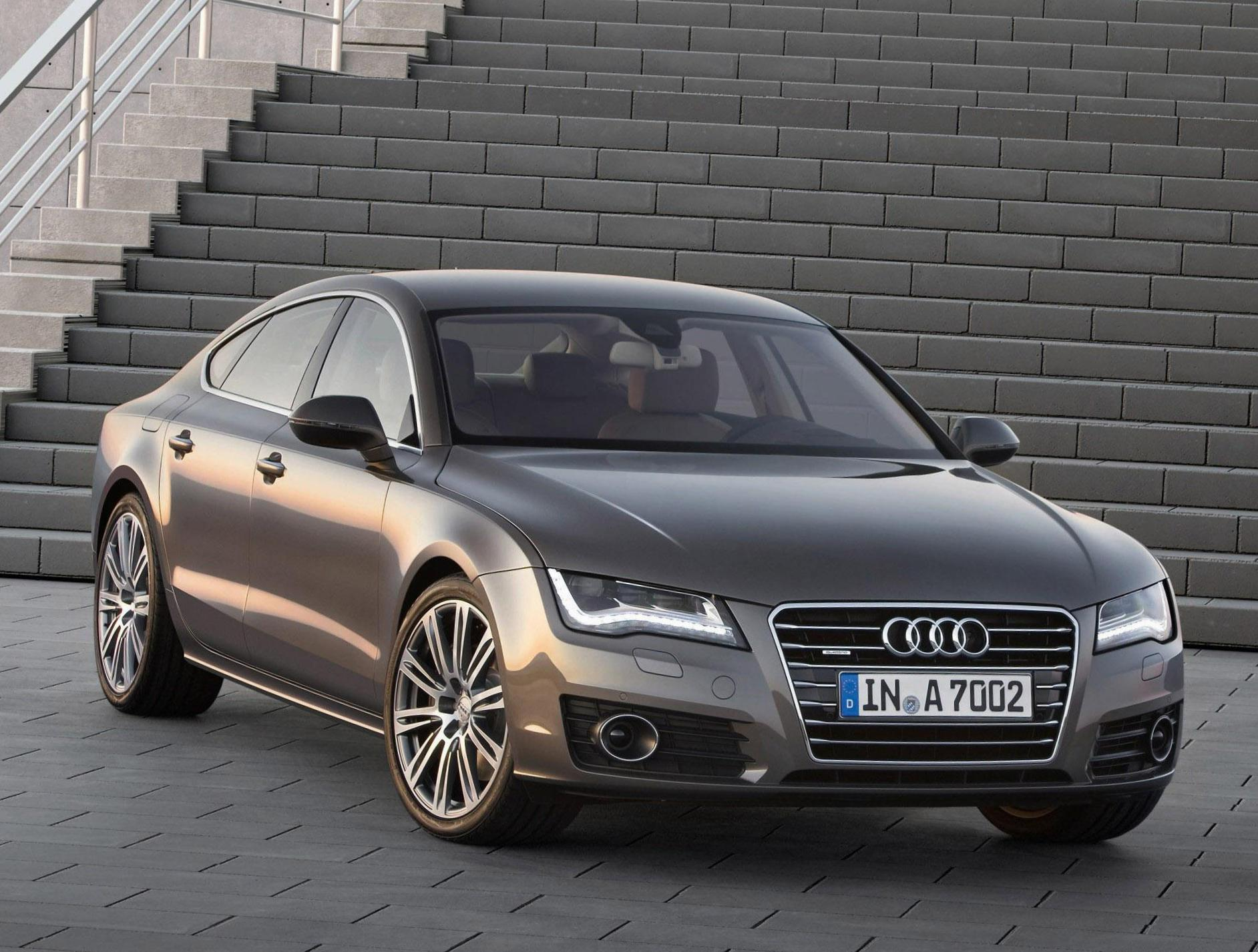 Audi A7 Sportback review wagon