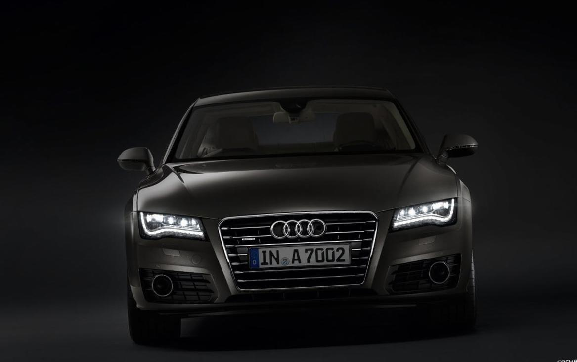 Audi A7 Sportback Specification 2012