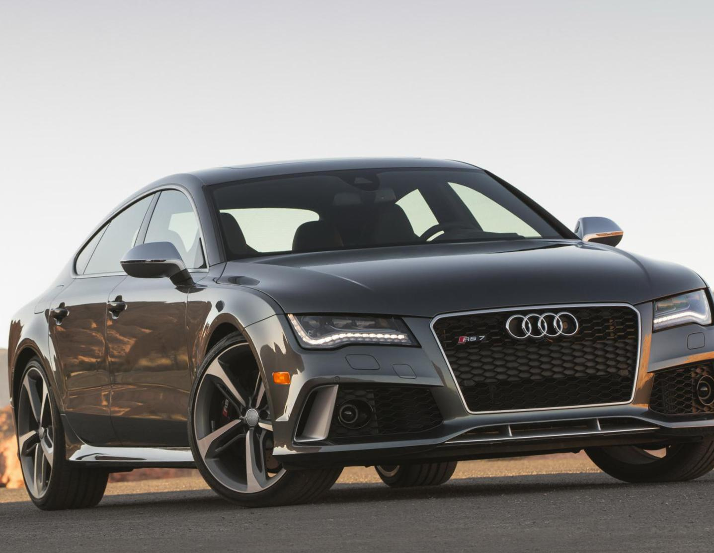 Audi RS7 Sportback Specifications 2014