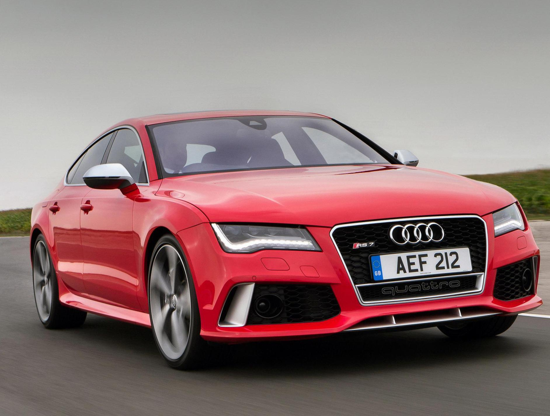 RS7 Sportback Audi review hatchback