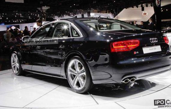 S8 Audi new hatchback