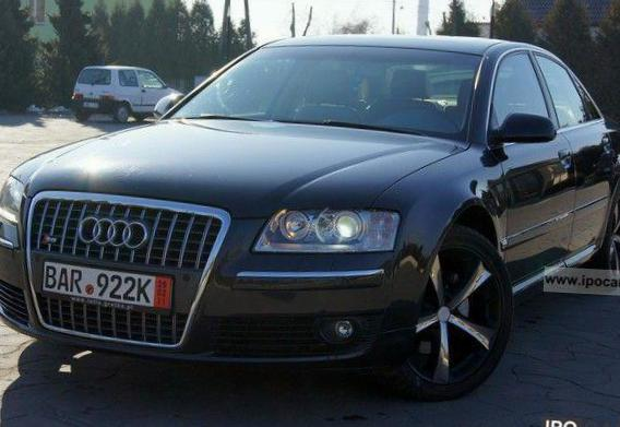 Audi S8 review hatchback