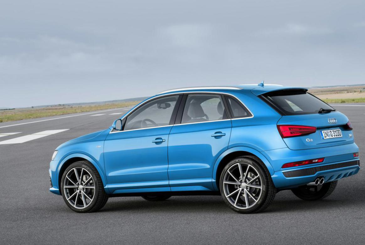 Audi Q3 Photos and Specs  Photo: Q3 Audi lease and 25