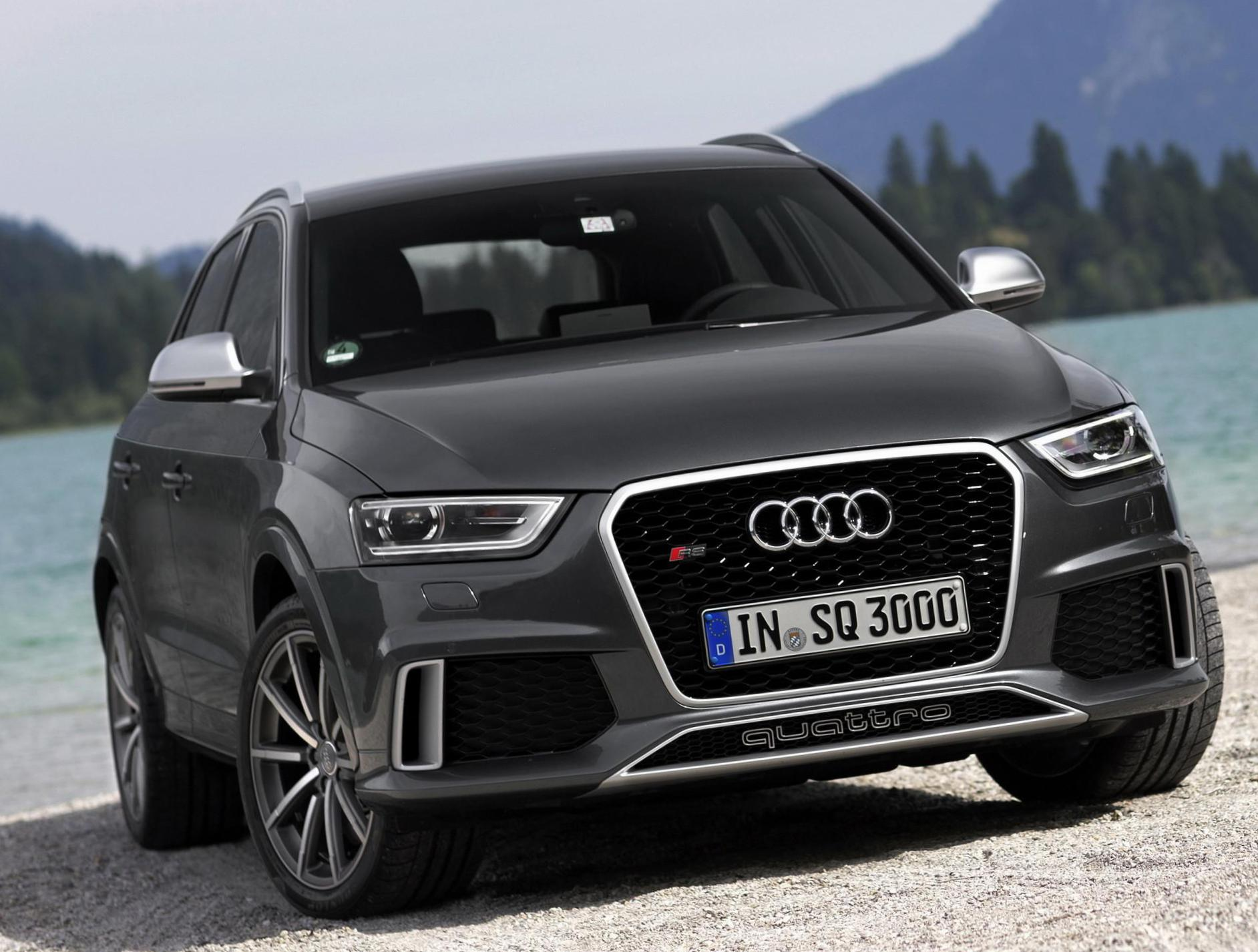 RS Q3 Audi review hatchback