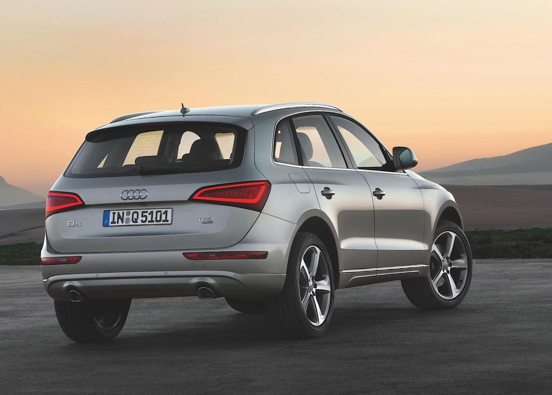 Audi Q5 approved hatchback