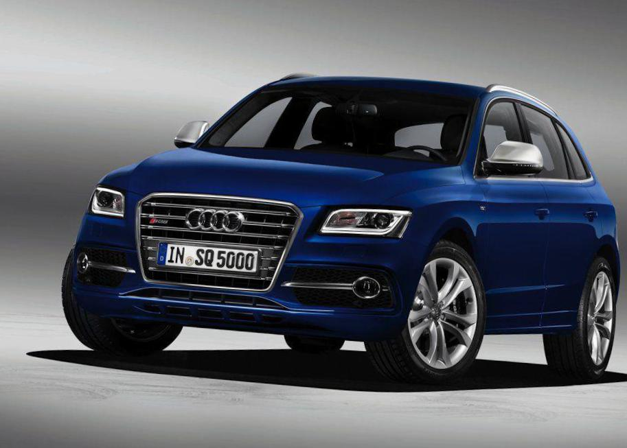 Audi SQ5 for sale 2015